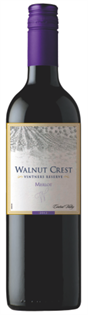 Walnut Crest Merlot Vintners Reserve 750ml - Case of 12